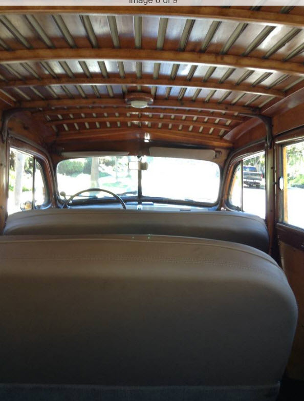 Ford Woody Wagon 1941 6