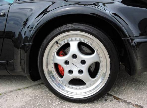 Porsche turbo 3.6 1994 8