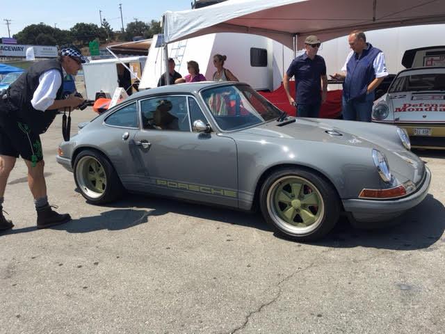 Singer Porsche 2