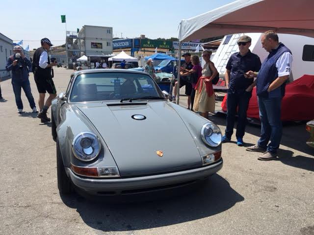 Singer Porsche 3