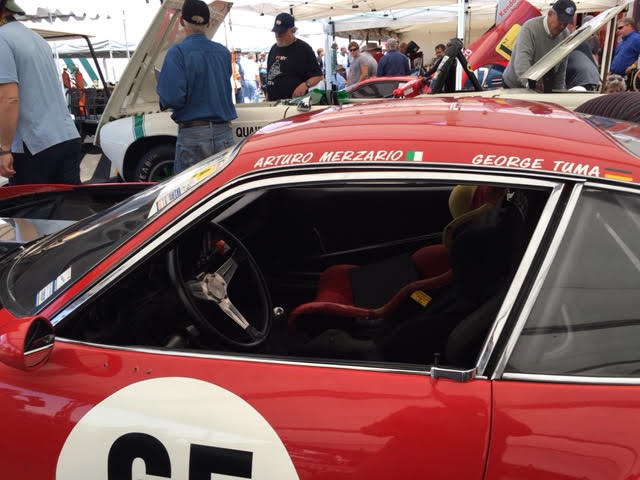ferrari daytona race car 3