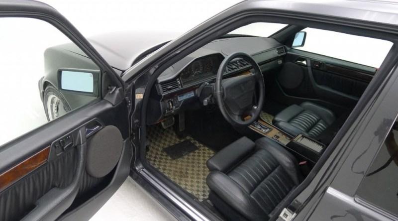 mdirtyoldcars.com 1991 Mercedes Benz AMG Hammer E60 W124 body 6
