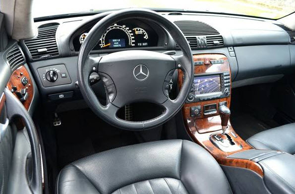 mercedes-cl65-2005-black-5