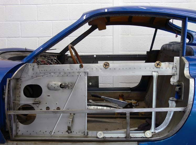 Ferrari Dino 246gt Rolling Chassis For Sale In Uk Dirty