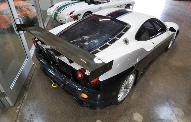2006 ferrari f430 challenge car for sale in san francisco. Black Bedroom Furniture Sets. Home Design Ideas