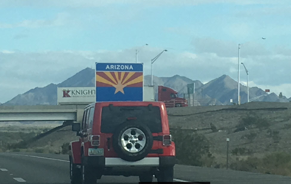 Trip to Scottsdale Arizona for the Barrett Jackson Classic Car Auctions