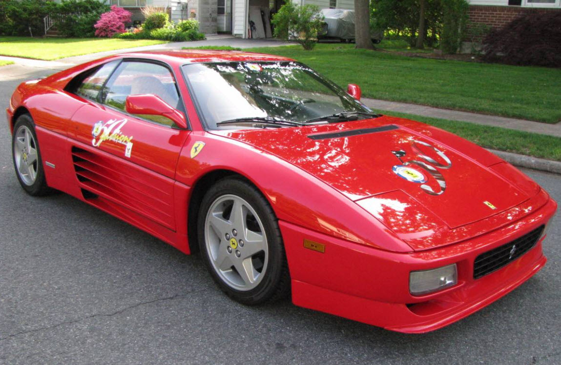 1992 ferrari 348 tb serie speciale for sale in new jersey dirty 1992 ferrari 348 tb serie speciale for sale in new jersey dirty old cars vanachro Images