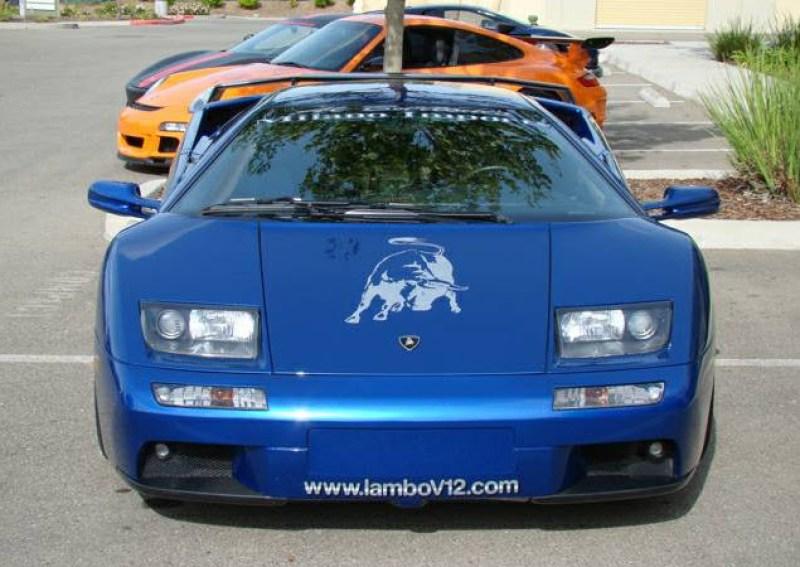 2001 Lamborghini Diablo Vt 6 0 Found In Sacramento Dirty Old Cars