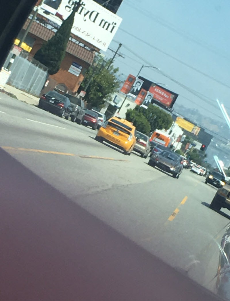Spotted in Los Angeles: Ferrari Dino 246 GT Marrone Dino Metallizaato 2