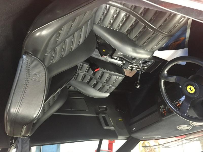 dirtyoldcars.com 1985 Ferrari 288 GTO: Only 700 KM 11