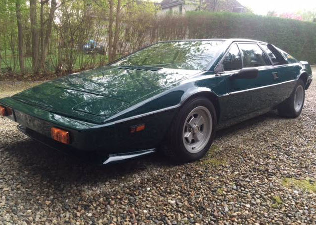 dirtyoldcars.com 1978 Lotus Esprit Full Restoration Found in Boston Massachusetts 15