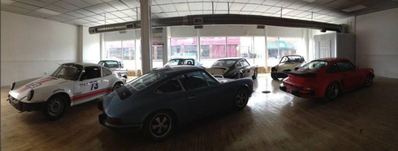dirtyoldcars.com 1973 Porsche 911 Hot Rod 3.2 Short Stroke For Sale 8