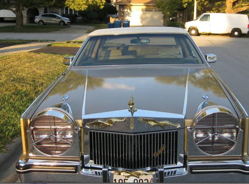 dirtyoldcars.com  1985 Cadillac Eldorado Super Fly Found in Chicago  5