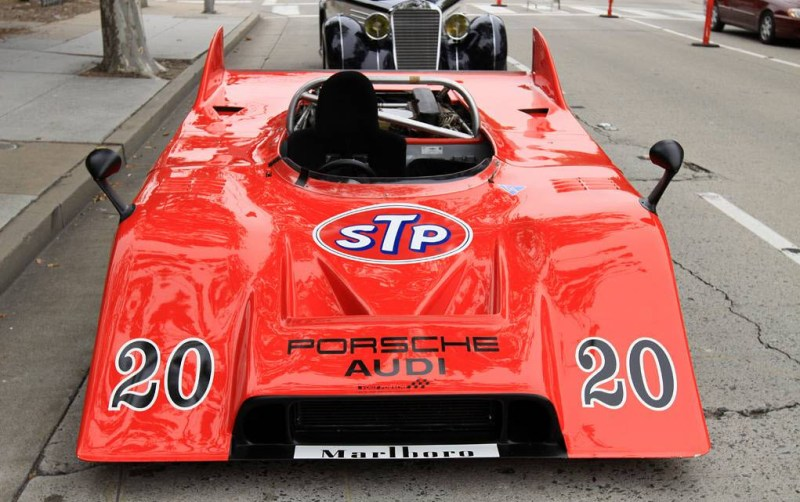 dirtyoldcars.com   1971 Porsche 917/10 Can Am Replica    11
