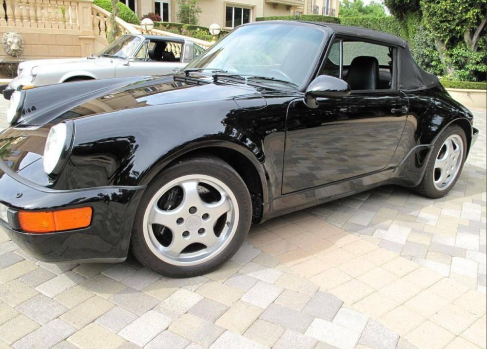 dirtyoldcars.com 1991 Porsche 964 Turbo 3.3 Found in Kansas City 6