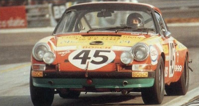 dirtyoldcars.com Cibie Bi-Iodes Porsche 911 2