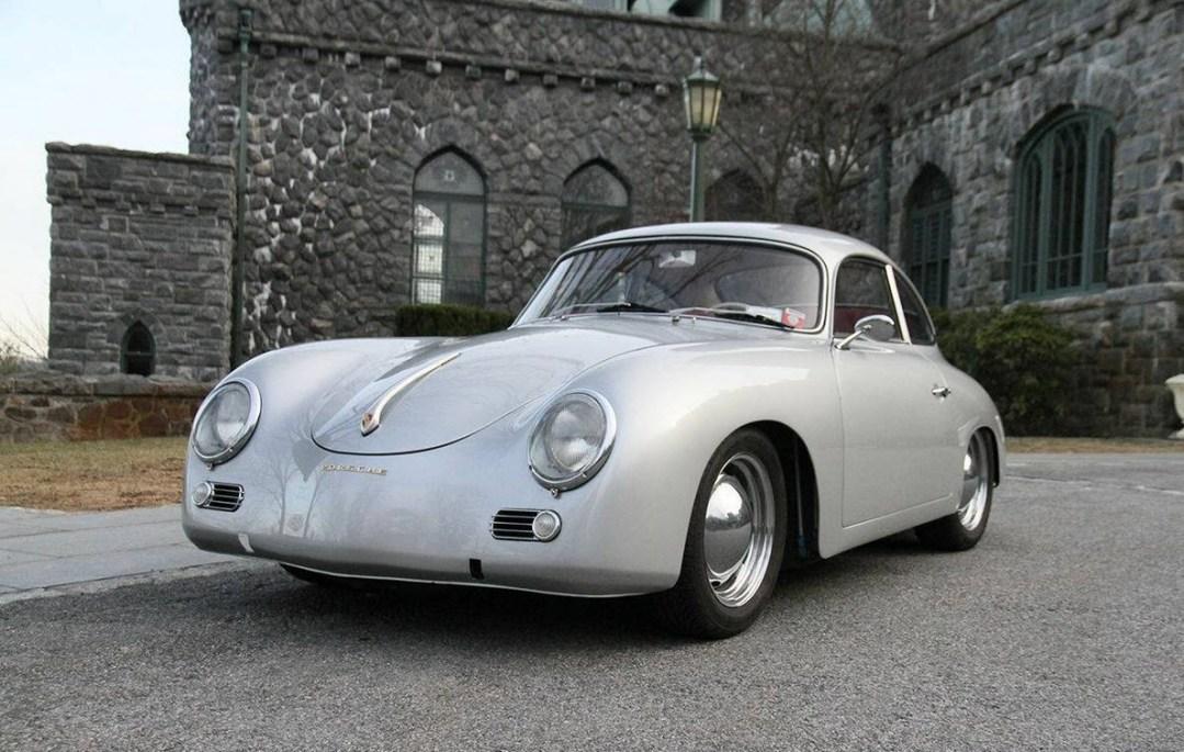 dirtyoldcars.com 1958 Porsche 356A 1600 Super Found in Greenwich Village 10