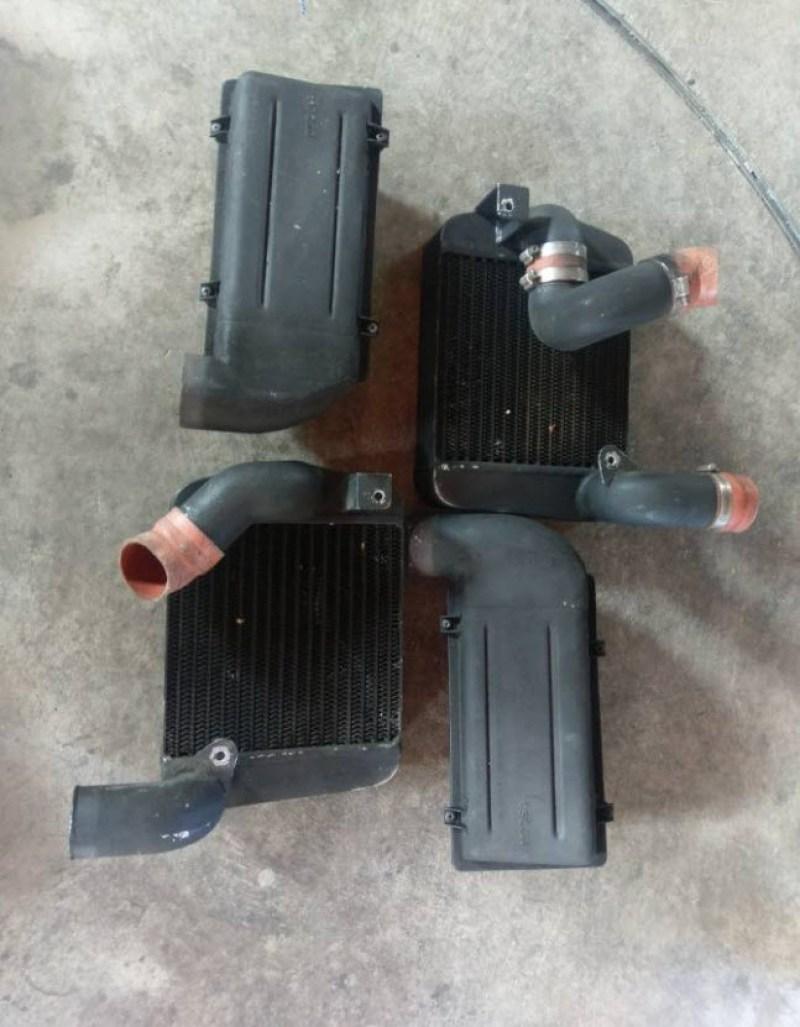 dirtyoldcars.com Ferrari 512BBi Boxer Twin Turbo Kit Found in Costa Mesa 2