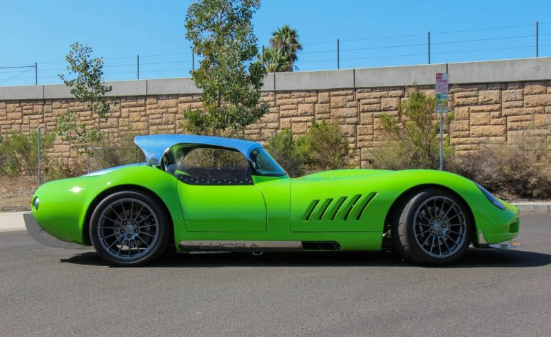 dirtyoldcars.com 2015 Lucra LC470 Race Car street legal Found in Los Angeles California 5