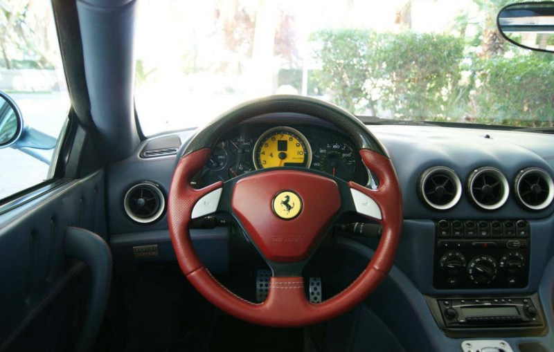 dirtyoldcars.com  2005 Ferrari 575 Superamerica  Found in Las Vegas    2