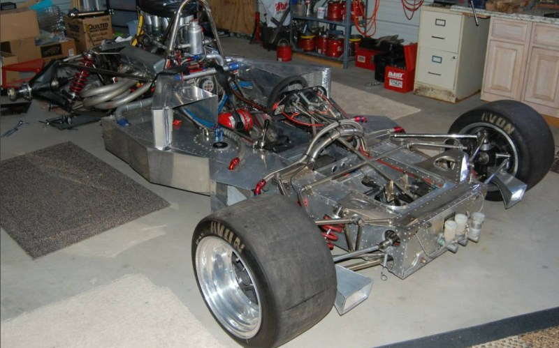 dirtyoldcars.com   1974 Lola T332 Formula 5000 Vintage Race Car Found in Arizona   6