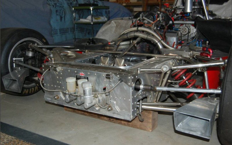 dirtyoldcars.com   1974 Lola T332 Formula 5000 Vintage Race Car Found in Arizona   5