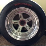dirtyoldcars.com MOMO Ferrari 333SP Wheel Found in West Palm Beach 9
