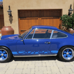 dirtyoldcars.com 1973 Porsche 911 Carrera RS Found in San Diego 7