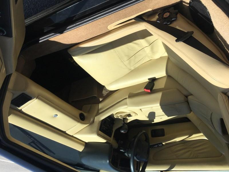 dirtyoldcars.com  1990 Lotus Esprit Turbo SE Found in California  4