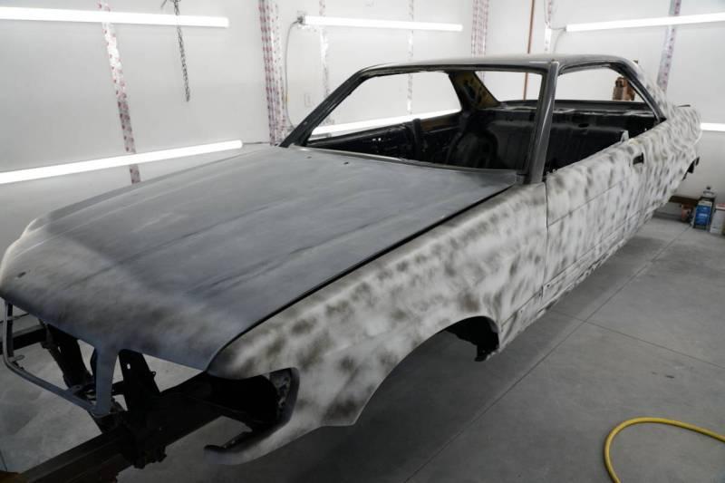 dirtyoldcars.com  1991 560 SEC FACTORY WIDEBODY  california  3
