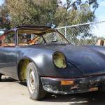 dirtyoldcars.com 1973 Porsche 911 T RSR chassis California 1