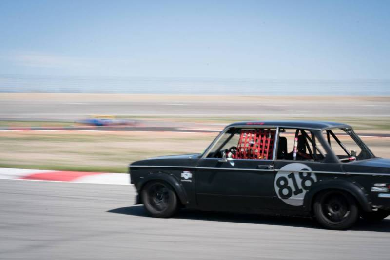 dirtyoldcars.com   1972 bmw 200tii race car colorado   15