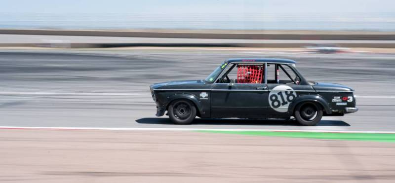 dirtyoldcars.com   1972 bmw 200tii race car colorado   14