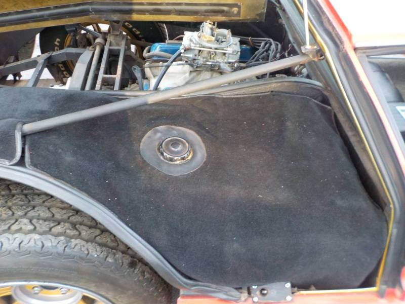 dirtyoldcars.com  1970 detomaso mangusta  new york 249k    7