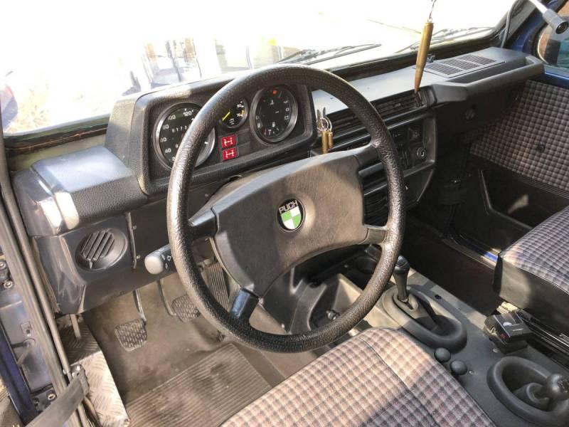 Mercedes 1984 280GE boston  bulletproof  50k   4