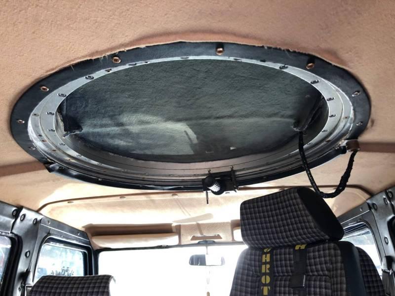 Mercedes 1984 280GE boston  bulletproof  50k   17
