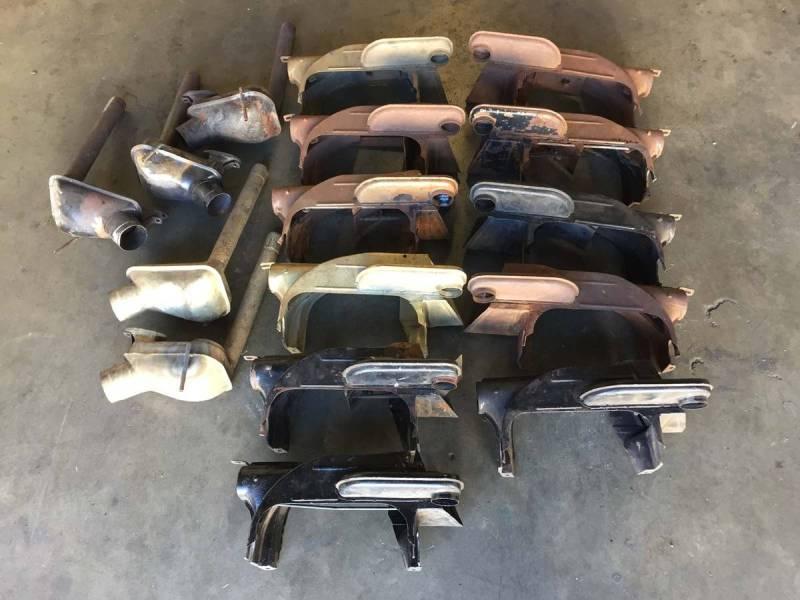 dirtyoldcars.com   Porsche Parts Lot For Sale  15k   Los Angeles   13