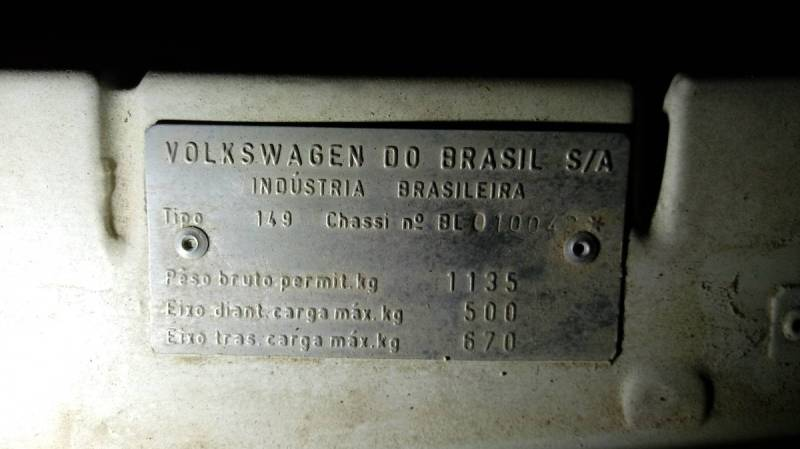 DIRTYOLDCARS.COM   vw 1976  SP2   From Brazil   65k   3