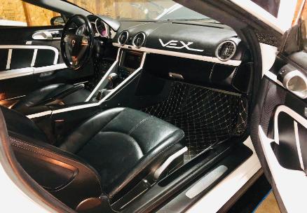 dirtyoldcars.com  2010 Porsche Boxster VEX Custom Build  8