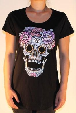 Women's Tee - Sugar Skull