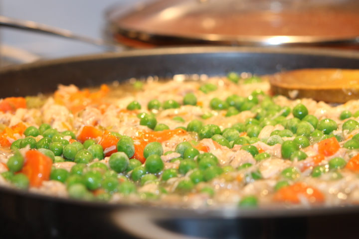 Organic Healthy Antibiotic Free Chicken Pot Pie Filling
