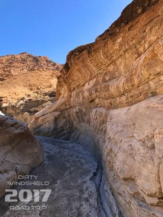 Canyon Walls, Mosaic Canyon Trail, Death Valley National Park