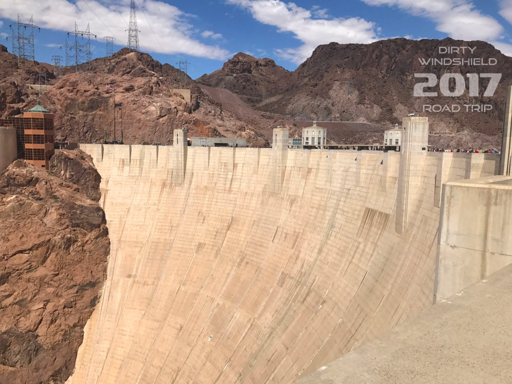 The Dam, Hoover Dam, Dirty Windshield