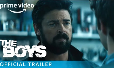 The Boys - Official Trailer | Prime Video