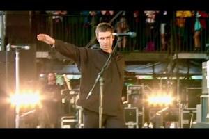 リアムが熱唱!観客大熱狂!!圧倒的なライブシーン解禁/映画『リアム・ギャラガー:アズ・イット・ワズ』本編映像
