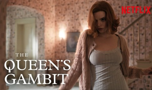 Beth's Downward Spiral - The Queen's Gambit - Full Scene | Netflix