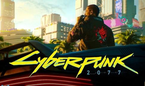 サイバーパンク2077 ― E3 2018 公式トレーラー