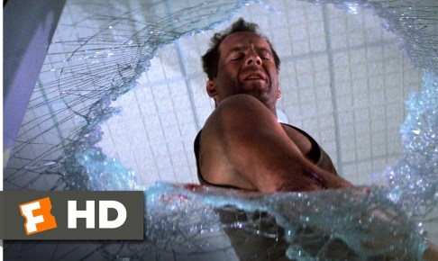 Die Hard (1988) - Welcome To The Party, Pal Scene (2/5) | Movieclips