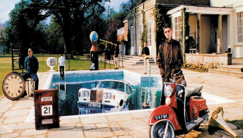 Image result for oasis be here now