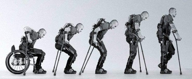 EksoGT assistive technology